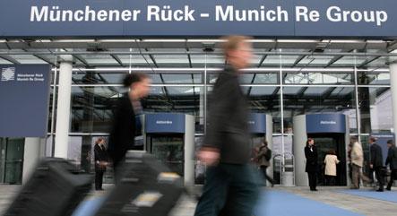 Munich Re to buy US insurer HSB Group