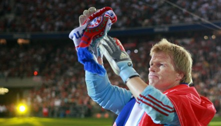 Oliver Kahn to judge Chinese TV talent show
