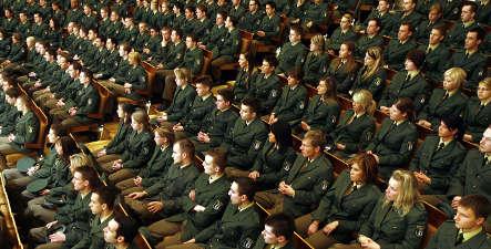 Berlin works to boost civil service diversity
