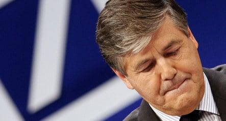 Deutsche Bank boss admits mistakes in financial crisis