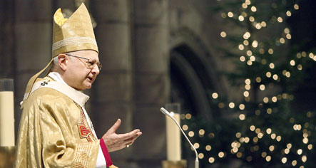 Clergy blames global financial crisis on capitalist greed