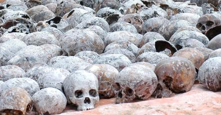 Rwandan arrested on genocide charges