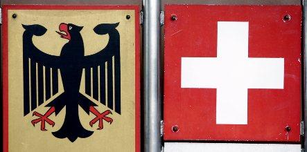 Swiss-German border controls end Friday
