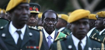 Nordic countries demand Mugabe's resignation
