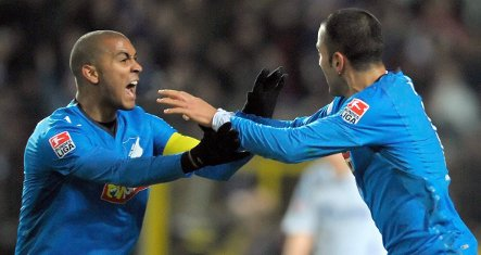 Hoffenheim finish the year on top