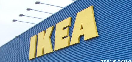 Ikea's Swedish operation reports strong 2008 profits