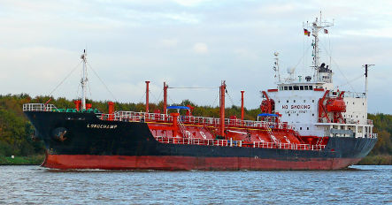 Somali pirates seize German tanker
