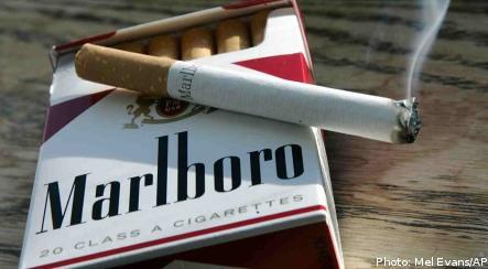 Safer cigarettes on Swedish shelves in 2010