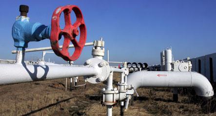 Berlin: Ukraine row no threat to gas supplies