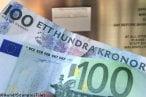 Swedish town adopts euro