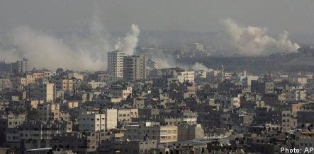 Sweden to send emergency aid to Gaza