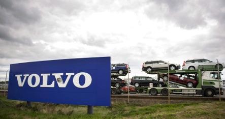 Daimler denies interest in Volvo