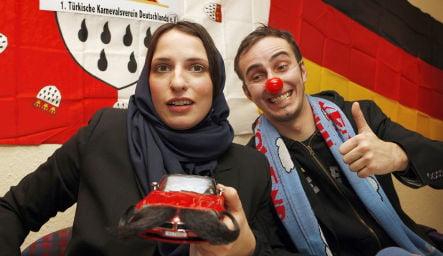 Turkish Karneval club was a TV spoof
