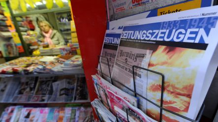 Jewish Council supports ban on <i>Zeitungszeugen</i> Nazi reprints