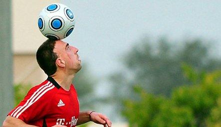 Bayern gets ready to take on Stuttgart after winter break