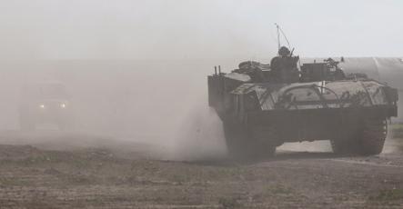 Steinmeier heads to Egypt for Gaza talks