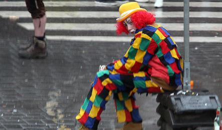 Recession creating Karneval cutbacks