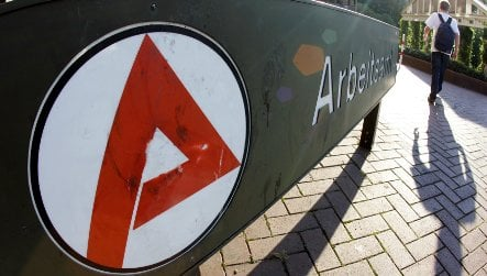 Economic downturn hits German job market