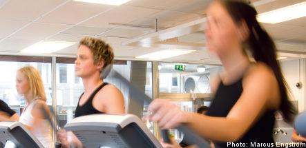 Women only gym zones 'not discriminatory'