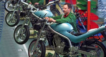 Famed East German MZ motorcycle factory to close