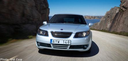 GM denies problems selling Saab brand