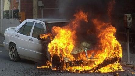 Arson attacks on Berlin's luxury cars continue