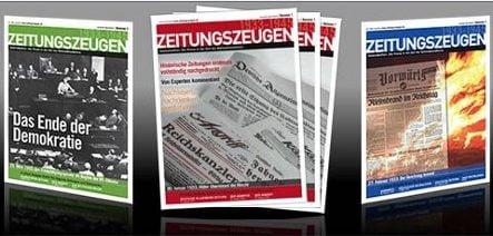 New weekly to republish Nazi-era news