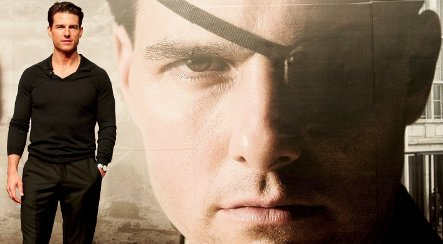 Tom Cruise's honourable mention