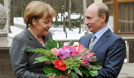 Putin and Merkel to hold talks in Berlin
