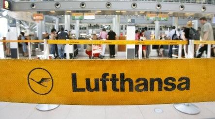 Lufthansa crew strikes in Frankfurt and Berlin