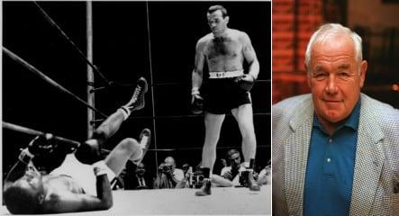 "Swedish boxing champ ""Ingo"" Johansson dies"
