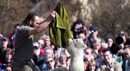 Memorabilia auction from Knut zookeeper Dörflein makes €7,000