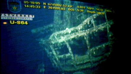 Norway to raise toxic Nazi submarine wreck