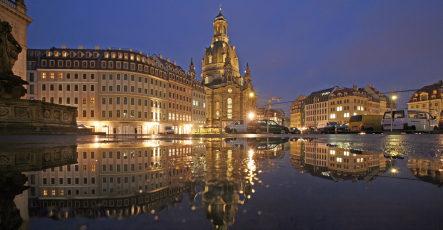 Dresden's Frauenkirche closes for repairs