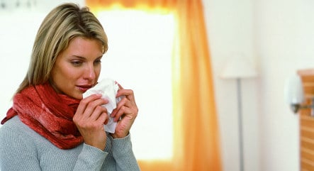 Flu bug infecting northern Germany