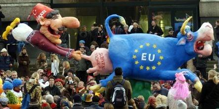 Turkish Karneval club wants to 'civilise' Cologne tradition