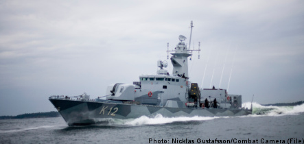 Sweden offers ships to fend off pirates near Somalia