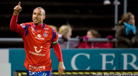 Marseille close in on Larsson loan