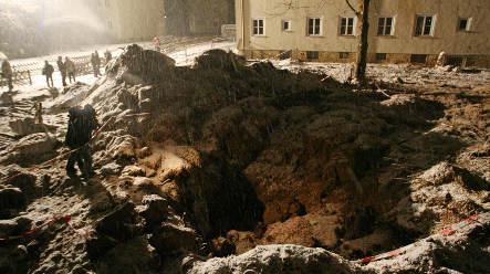 World War II bombs detonated in Osnabrück neighbourhood