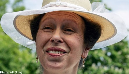 Royal's Swedish chef on the run following UK nipple threat