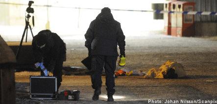 Man shot dead north of Stockholm