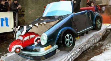 Porsche takes over Volkswagen