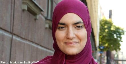Swedish Muslim could set new headscarf precedent