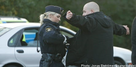 More Swedish women want to be cops