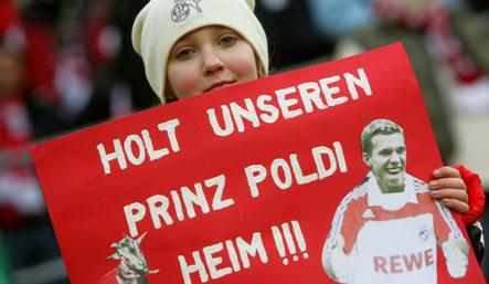 Hoeneß says Podolski set for return to Cologne