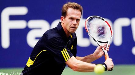 Wilander hopes for Edberg comeback in Davis Cup