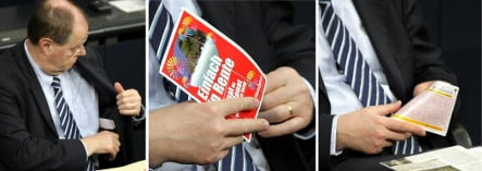 Steinbrück aims to crack lottery jackpot as German debt balloons