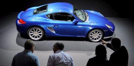 Crisis forces Porsche to throttle production