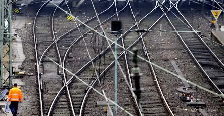 Deutsche Bahn strike disrupts rail traffic