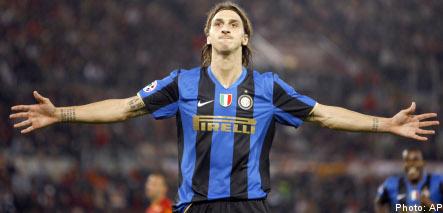 Ibrahimovic named Italian Player of the Year